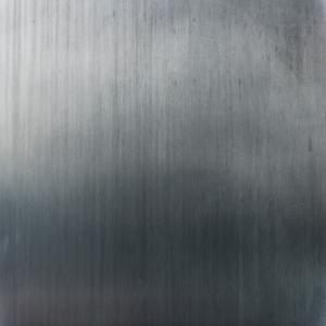 Bild einer Edelstahloberfläche